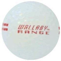 Picture of Rangemaster Range Ball W/2 Stripes