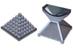Picture of Metal Pyramid Stacker