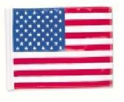 """Picture of U.S Flag-For Flagstick - 20"""" x 14"""""""